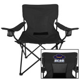 Deluxe Black Captains Chair-Primary