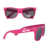 Hot Pink Sunglasses-UCSB
