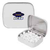 White Rectangular Peppermint Tin-Primary
