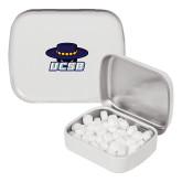 White Rectangular Peppermint Tin-Primary