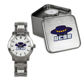 Mens Stainless Steel Fashion Watch-Primary