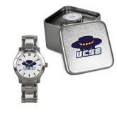 Ladies Stainless Steel Fashion Watch-Primary