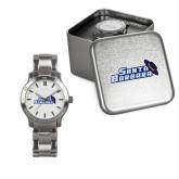 Ladies Stainless Steel Fashion Watch-Santa Barbara with Hat