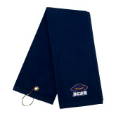 Navy Golf Towel-Primary