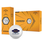 Callaway Warbird Golf Balls 12/pkg-Primary