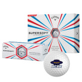 Callaway Supersoft Golf Balls 12/pkg-Primary