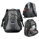 Wenger Swiss Army Tech Charcoal Compu Backpack-Primary