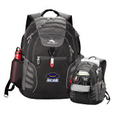 High Sierra Big Wig Black Compu Backpack-Primary