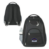 The Ultimate Black Computer Backpack-Primary
