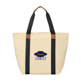 Natural/Black Saratoga Tote-Primary