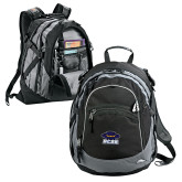 High Sierra Black Fat Boy Day Pack-Primary
