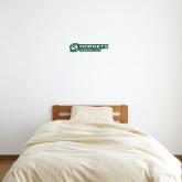 6 in x 1 ft Fan WallSkinz-Official Logo Flat