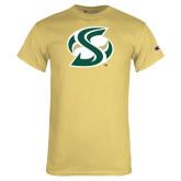 Champion Vegas Gold T Shirt-S Mark