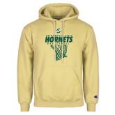 Champion Vegas Gold Fleece Hoodie-Sacramento State Hornets Basketball w/ Net