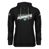 Adidas Climawarm Black Team Issue Hoodie-Slanted Sacramento State Hornets w/ Lines