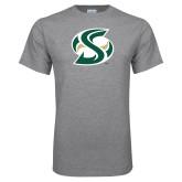 Grey T Shirt-S Mark