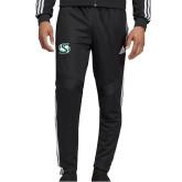 Adidas Black Tiro 19 Training Pant-S Mark