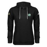 Adidas Climawarm Black Team Issue Hoodie-S Mark