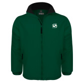 Dark Green Survivor Jacket-S Mark