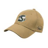Vegas Gold Heavyweight Twill Pro Style Hat-S Mark