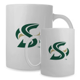 Full Color White Mug 15oz-S Mark