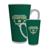 Full Color Latte Mug 17oz-2017 Western Athletic Conference Baseball Champions