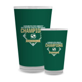 Full Color Glass 17oz-2017 Western Athletic Conference Baseball Champions