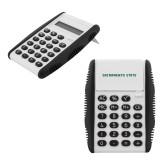 White Flip Cover Calculator-Sacramento State Engraved