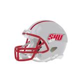 Riddell Replica White Mini Helmet-Primary Logo