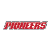 Large Decal-Pioneers, 12 inches wide