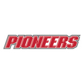 Extra Large Decal-Pioneers, 18 inches wide