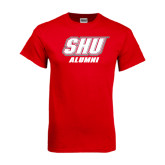 Red T Shirt-Alumni