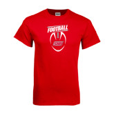 Red T Shirt-SHU Football