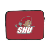 13 inch Neoprene Laptop Sleeve-Secondary Logo