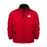 Red Survivor Jacket-Secondary Logo