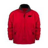 Red Survivor Jacket-Primary Logo