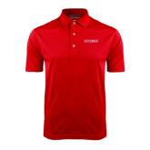 Red Dry Mesh Polo-Pioneers