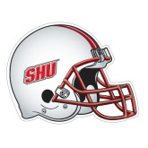 Football Helmet Magnet-Primary Logo