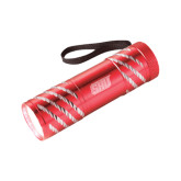 Astro Red Flashlight-Primary Logo Engraved
