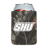 Collapsible Camo Can Holder-Primary Logo