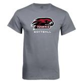 Charcoal T Shirt-Softball