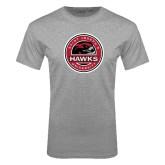 Grey T Shirt-Saint Josephs University Circle