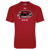Under Armour Cardinal Tech Tee-Dad