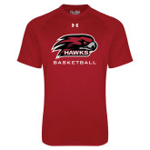 Under Armour Cardinal Tech Tee-Basketball