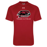 Under Armour Cardinal Tech Tee-Track and Field