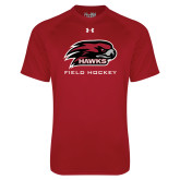 Under Armour Cardinal Tech Tee-Field Hockey
