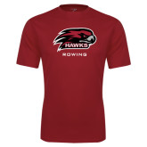 Syntrel Performance Cardinal Tee-Rowing