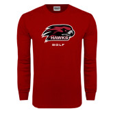 Cardinal Long Sleeve T Shirt-Golf