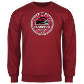 Cardinal Fleece Crew-Saint Josephs University Circle