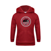 Youth Cardinal Fleece Hoodie-Saint Josephs University Circle